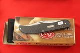 Case #10265SS, 2 Blade Pocket Knife, Black