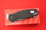 Kershaw Lock Back Pocket Knife with Box