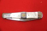 K Bar #0349, Single Blade Pocket Knife, Collectors
