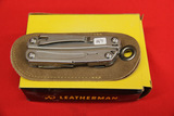 Leatherman Multi Tool Knife, with Leather