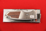 Winchester Lock Back Knife with Box