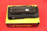 Leatherman Multi Tool Knife, with Nylon Case