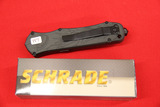Schrade Extreme Survival Knife with Box