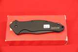 Kershaw Lock Back Knife with Box