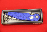 Tecx Lock Back Knife with Box