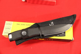 Buck Sheath Knife, with Nylon Case and Box