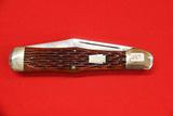 Queen Steel #91, Single Blade Pocket Knife,