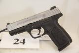 Smith & Wesson, Model SD9VE, Semi Auto