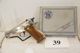 Smith & Wesson, Model 39-2, Semi Auto Pistol,