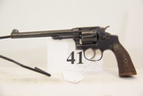 Smith & Wesson, Model First Model Hand Ejector,