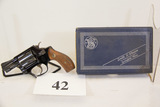 Smith & Wesson, Model 37 Air Weight, Revolver,
