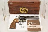 Colt, Model Python, Revolver, 357 mag cal,
