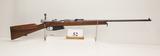 Argentenio, Model Mauser, Bolt Rifle, 7.65 cal