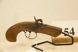 Black Powder, Philadelphia Derringer, 45 cal
