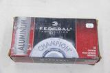 1 Box of 50, Federal 45 auto 230 gr FMJ RN