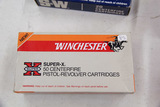 1 Box of 50, Winchester Super X 44 Rem Mag