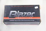1 Box of 50, Blazer 44 mag 240 gr JHP