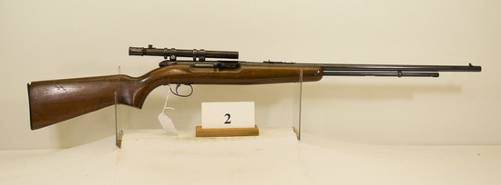 Remington, Model 550-1, Semi Auto Rifle, 22 cal,