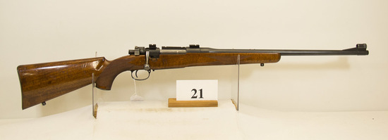 Custom, Model Bolt Action, Rifle, 257