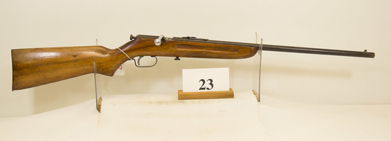 Western Field, Model 36, Rifle, 22 cal,