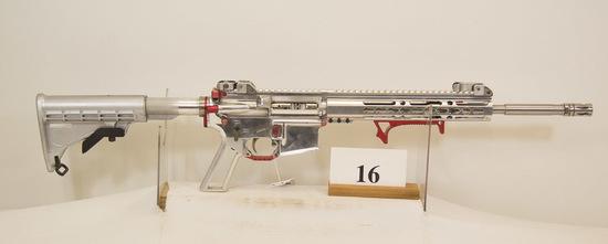 S C T, Model X15, Semi Auto Rifle, 223 cal,