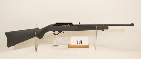 Ruger, Model 1022, Semi Auto Rifle, 22 cal,