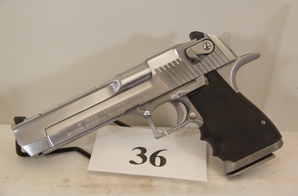 September 30th Gun Auction