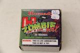 1 Box of 17, Hornady Zombie 380 Auto 90 gr