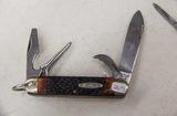 Kabar 4 Blade Pocket Knife 1152