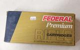 1 Box of 20, Federal Premium 257 Roberts +P