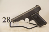 Deutsche Werke, Model None, Semi Auto Pistol,