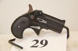 Cobra, Model CB, Derringer, 38 spl cal,