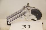 Davis, Model DLB38, Derringer, 38 spl cal,