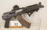 AK47, Model M92PV, Semi  Auto Pistol, 7.62 x