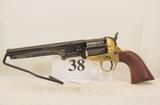 F lli pietta, Model 1851 Navy, Revolver, Black