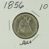1856 - LIBERTY SEATED QUARTER