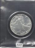 1986 - SILVER EAGLE