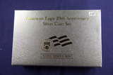 2006 - 20TH ANNIVERSARY SILVER EAGLES