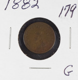 1882 - INDIAN HEAD CENT - G