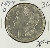 1894-O MORGAN DOLLAR - XF