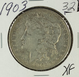 1903 - MORGAN DOLLAR - XF