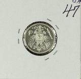 1914 - FINLAND 50 PENNIA - BU
