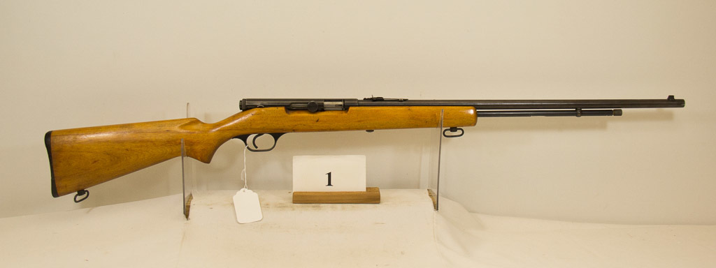 Stevens, Model 87A, Semi Auto Rifle, 22 cal,