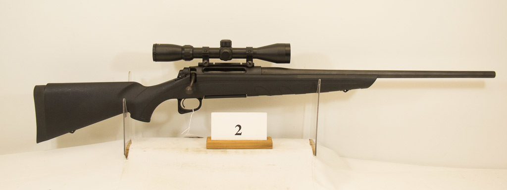 Remington, Model 770, Bolt Rifle, 243 cal,