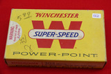 1 Box of 20, Winchester Super-Speed 303 British
