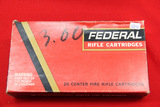 1 Box of 20, Federal 303 British 180 gr SP Hi-Shok