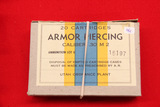 1 Box of 20, Utah Ordnance 30 Caliber Armor
