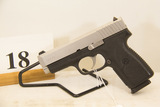 Kahr Arms, Model CW40, Semi Auto Pistol, 40 cal,