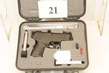 Springfield Armory, Model XD3, Semi Auto Pistol,