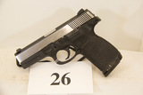 Smith & Wesson, Model SW9P, Semi Auto Pistol,